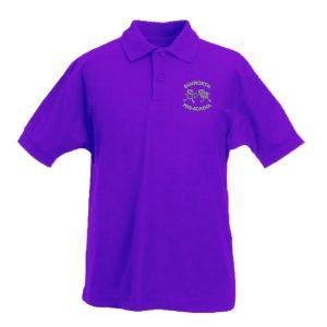 Buxworth Pre School polo