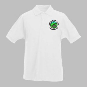Edale School polo